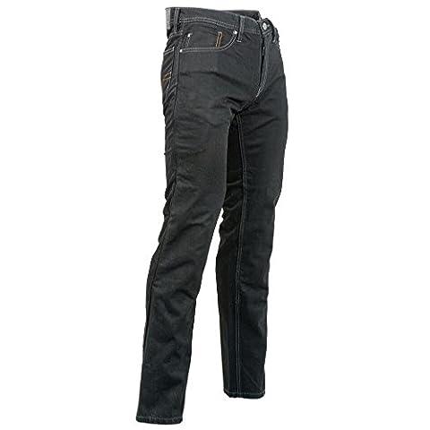 Richa 082/HAMME/BK/K34 Hammer Jeans Black SHT