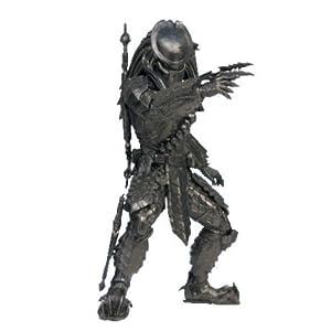 . Un solo art?culo AVP Alien vs Predator Predator real Figura Negro ver (jap?n importaci?n)
