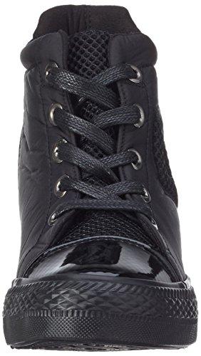 Fiorucci Fdae023, Baskets Basses Femme Noir - Noir