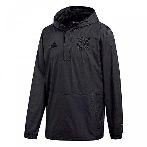 adidas Herren DFB Seasonal Specials Windjacket Windjacke, DGH solid Grey/Black, M Solid Windjacke