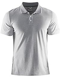 Craft in the zone Pique Polo Shirt Herren Sommershirt T-Shirt von notrash2003