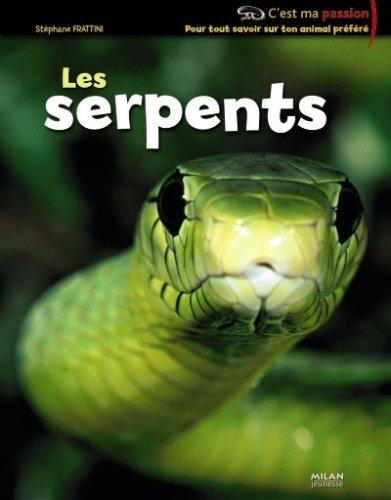 Les serpents par Stéphane Frattini