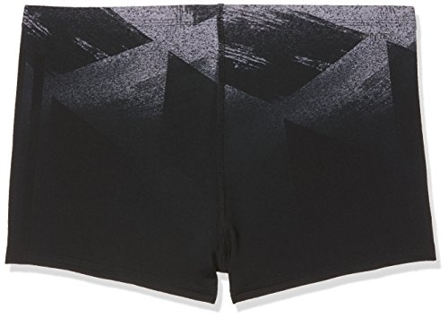 adidas Herren Infinitex+ 3-Streifen Boxer Badehose Black/Sesoye