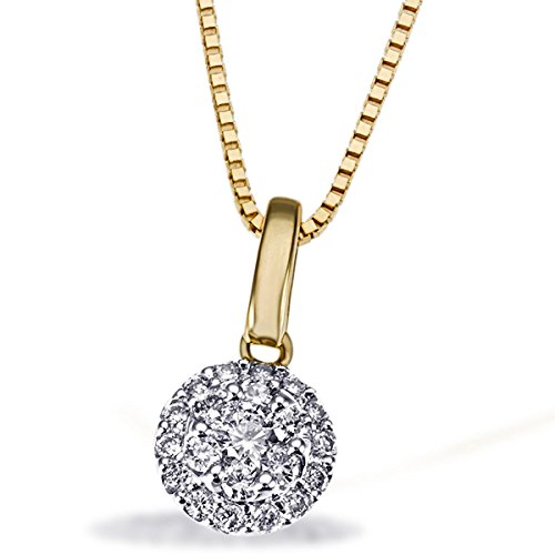 Goldmaid Damen-Halskette