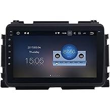RoverOne Android 7.1 Sistema Navegación GPS del coche para Honda Vezel HRV HR-V 2014