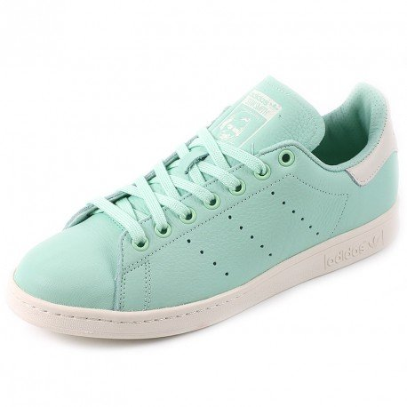 adidas Originals Stan Smith Baskets Vert S79301, Taille:38