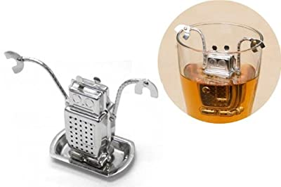 """Infuseur à thé """"Robot"""" Balvi design deco.pariswebshop"""