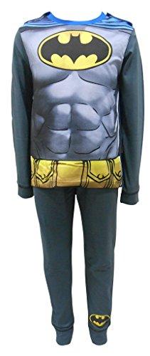 Batman DC Comics Jungen Caped Schlafanzüge 104cm (3-4 Jahre)