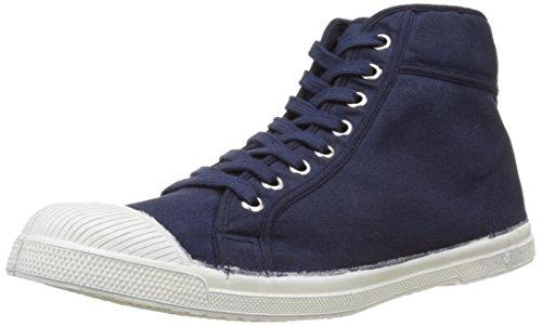 BensimonTennis Mid Homme - Pantofole a Stivaletto Uomo , blu (Blu (Marine)), 41 EU