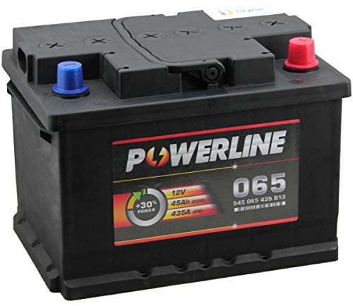 065 Powerline Autobatterie 12V