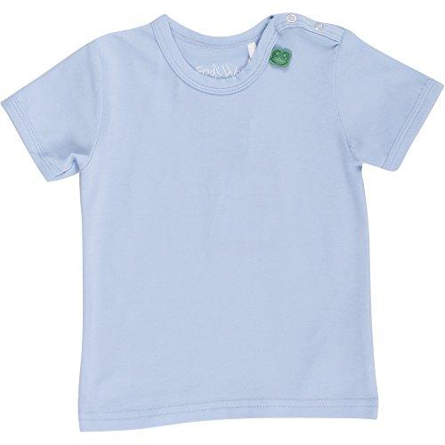 Fred\'s World by Green Cotton Jungen T-Shirt Alfa s/sl T Baby, Blau (Blue 015392001), 68