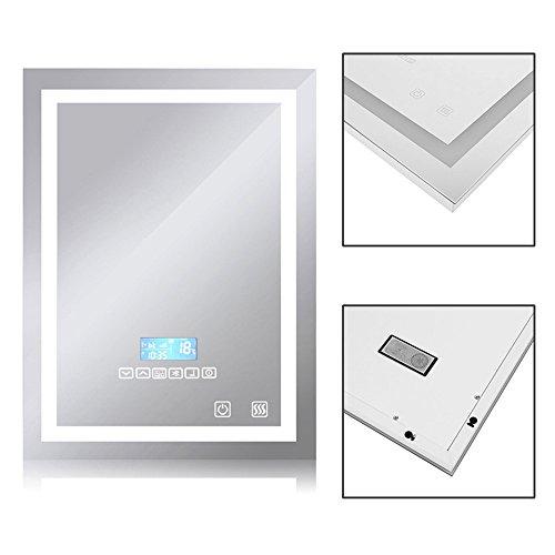 Badezimmerwandspiegel mit Lautsprecher - 6
