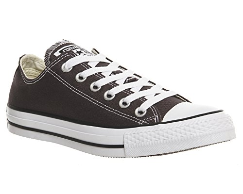 Converse 153868 Chuck Taylor All Star Unisex Sneakers (Gray) Gris