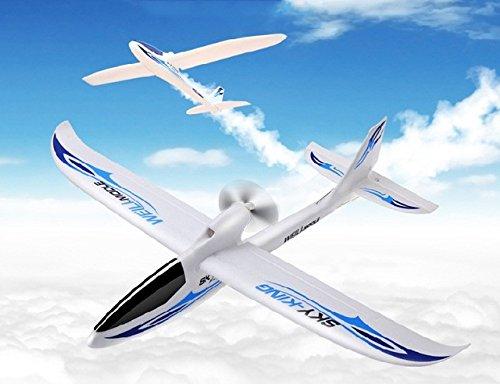 WLToys - Avión Planeador RC SKY-King F959 3Canales 2.4Ghz RTF