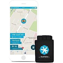 TankTaler OBD2 Auto Stecker & Apps, zweite Generation inkl. SIM-Karte und Daten