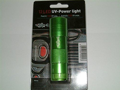 Flies&more Lampe Komama UV-Power Light, Grün, M Preisvergleich