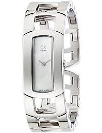 Calvin Klein Orologio Analogueico Quarzo Donna con Cinturino in Acciaio Inox K3Y2M11G