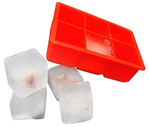 lifeplus-cubetti-di-ghiaccio-6-square-morbido-silicone-ice-maker-jelly-stampo-budino-red