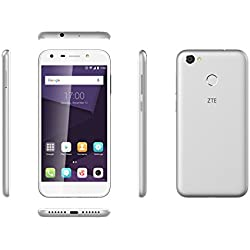 ZTE A6 Smartphone débloqué (Ecran : 5,2 Pouces - 16 Go - Android N) Argent