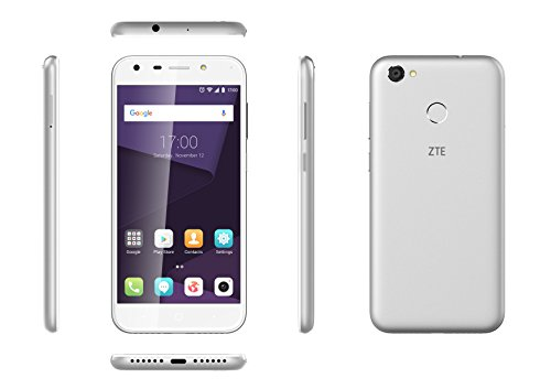 ZTE A6 - Smartphone de 5.2' (Octa-Core 1.4GHz, 2 GB de RAM, 16 GB memoria interna, cámara de 13 MP, Android N) color...