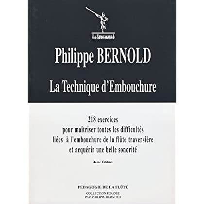 La technique d'embouchure