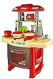 #5: Webby Kids Kitchen Set (Red)