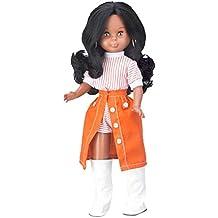 Nancy - Mulata Minishorts, muñeca (Famosa 700011552)