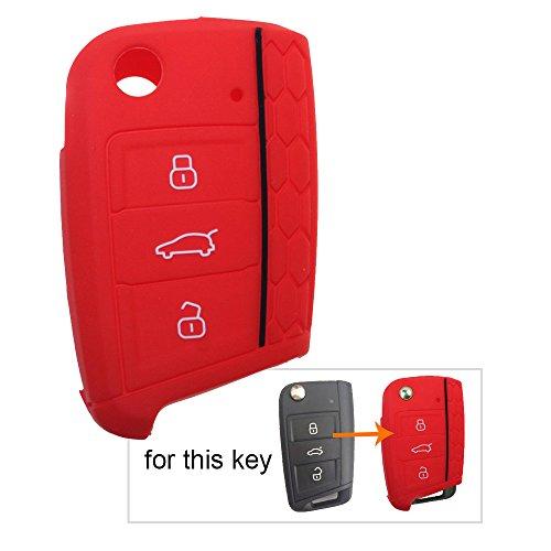 muchkey-fashion-silicone-remote-flip-key-fob-case-cover-for-vw-volkswagen-golf-7-gti-golf-vii-mk7-sk