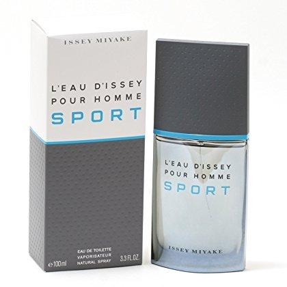 Issey Miyake L'Eau d'Issey pour Homme Sport v50ml EDT Eau de Toilette Spray (Issey Sport Miyake)