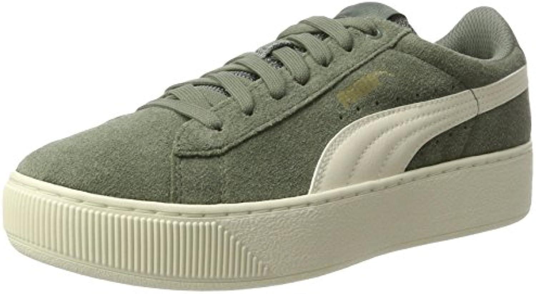 Puma Damen Vikky Platform D Sneaker 2018 Letztes Modell  Mode Schuhe Billig Online-Verkauf