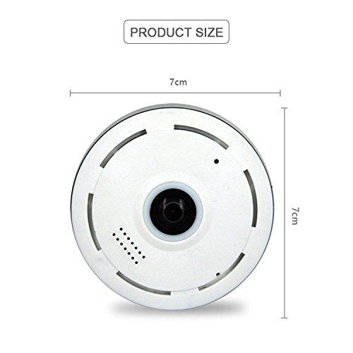 Sicherheitskamera Unsichtbar Überwachungskamera Wifi Kamera Outdoor Dome Kamera Wlan Aussen Hochauflösend Baby / Kindermädchen / Haustier Indoor Video EC11Q