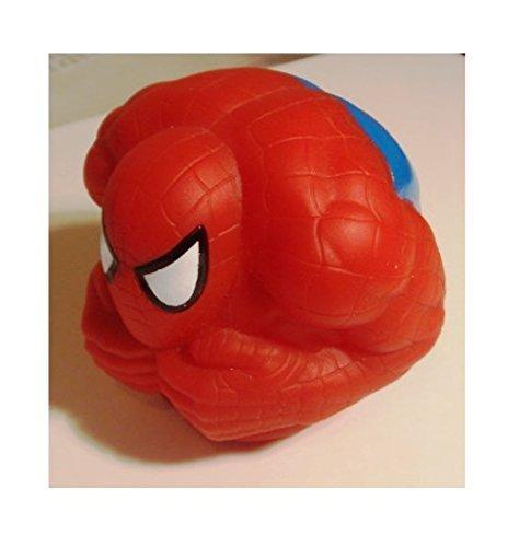 McDonalds Marvel Super Heroes Happy Meal Spiderman Under 3...