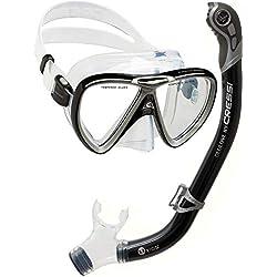 Cressi Ikarus & Orion Kit de randonnée Aquatique Adulte Unisex
