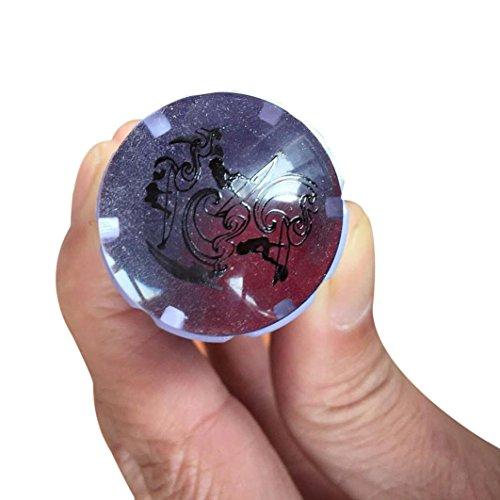 Internet Transparenter Nail Art Stempeln Stamper Scraper Bild Teller Maniküre Drucken Tool DIY
