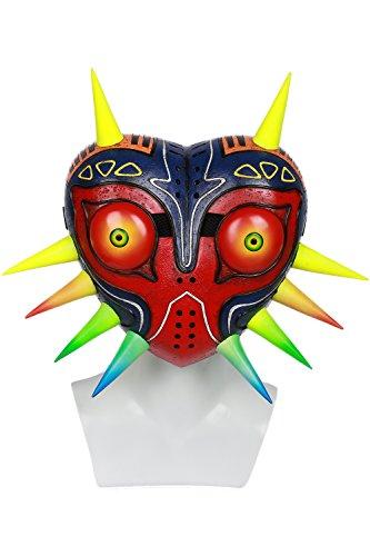ora's Maske Deluxe Spiel Cosplay Kostüm Replik für Herren Damen Halloween Carnival Kleidung Merchandise (Herren Halloween Maske)
