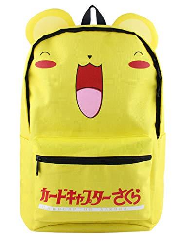 (Cosstars Cardcaptor Sakura Anime Süße Ohren Studenten Schultasche Rucksack Backpack Büchertasche Jungen Mädchen)