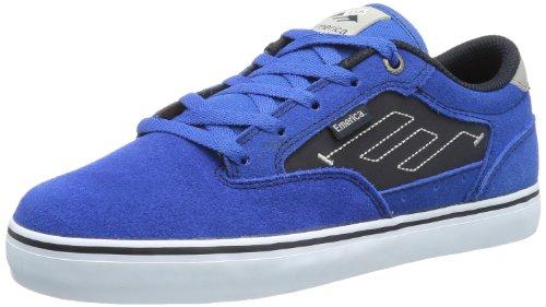 Emerica Unisex-Kinder The Jinx 2 Low-top, Blau (Blue/Grey 640), 38.5 EU
