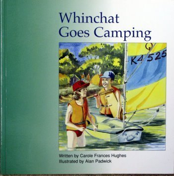 Whinchat goes camping