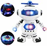 #8: Happie Shop Naughty Dancing Robot Kids Toy