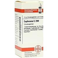 EUPHRASIA C200 10g Globuli PZN:4216599 preisvergleich bei billige-tabletten.eu