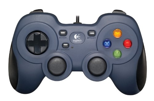 Logitech 940-000111 F310 DUAL Action Gamepad