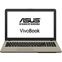 "Asus Vivobook R540UB-DM282T PC portable 15,6"" Full HD Noir (Intel Core i5, 6 Go de RAM, SSD 256 Go, Nvidia GeForce MX110 2G, Windows 10) Clavier AZERTY"