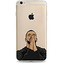 Protection4Everything Funda iPhone 5/5S/SE Celebridad - Drake