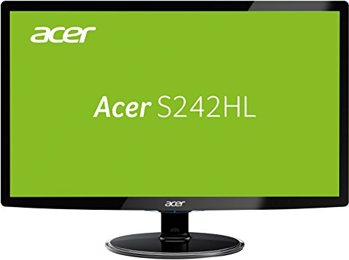 Acer S242HLCBID 24 Zoll Monitor Full HD