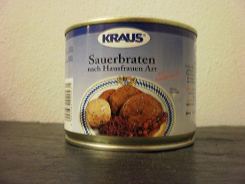 Sauerbraten nach Hausfrauen Art vom Metzger keine Industrieware Konserven