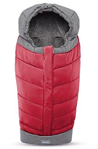 Inglesina A099K1RED - Saco de abrigo, color Rojo