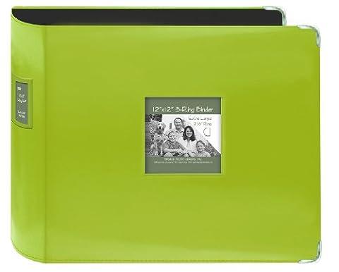 Pioneer albums photo albums photo t-12jf/C Jumbo 3anneaux cousu en