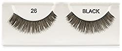 ANDREA Strip Lashes, Black, Style 26