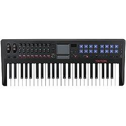 Korg Triton TAKTILE-TR49 teclado controlador USB con motor Triton Sonido