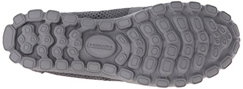 Skechers Sport Ez Flex Tweetheart Slip-on Sneaker Charcoal/Blue